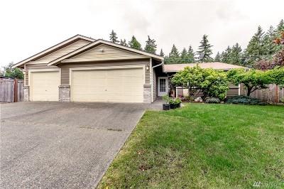 Graham WA Single Family Home For Sale: $279,000