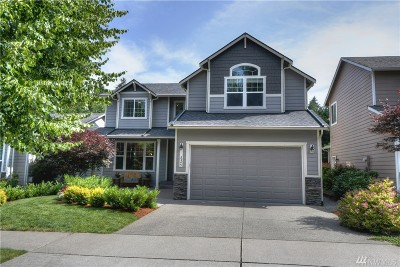 Olympia Single Family Home For Sale: 2345 55th Ave SE