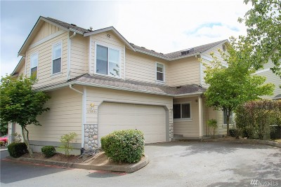 Everett Condo/Townhouse For Sale: 5708 12th Ave W #B