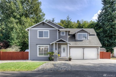 Spanaway Single Family Home For Sale: 20325 87th Ave E