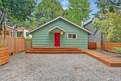 Seattle Single Family Home For Sale: 8808 9th Ave NW