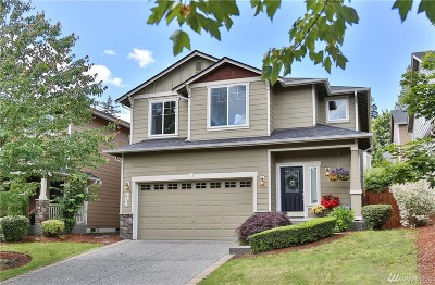 Bothell Single Family Home For Sale: 16132 2nd Ave SE #30