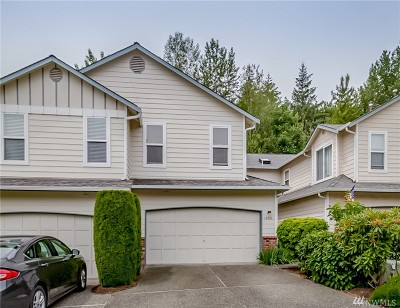 Bothell Single Family Home For Sale: 18804 19th Dr SE