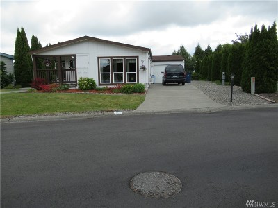 Skagit County Mobile Home Contingent: 2610 E Section St #117