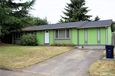 Federal Way Single Family Home For Sale: 33465 37th Ave SW