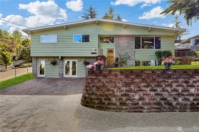 Shoreline Single Family Home For Sale: 19714 Ashworth Ave N
