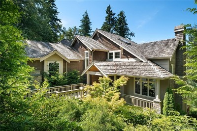 Bellevue Single Family Home For Sale: 6101 155th Place SE