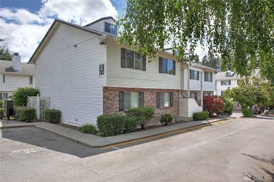 Kent Condo/Townhouse For Sale: 11515 SE 258th St #H201