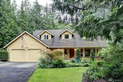 Carnation Single Family Home For Sale: 920 291st Ave NE