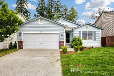 Puyallup Single Family Home For Sale: 17209 85th Av Ct E