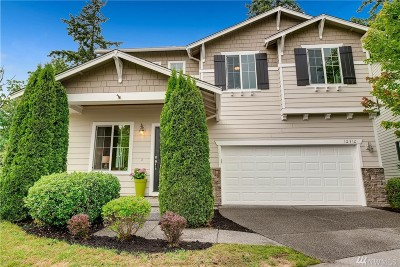Bothell Single Family Home For Sale: 12312 NE 205th St #40