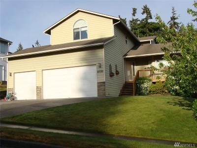 Stanwood Single Family Home For Sale: 27727 78th Ave NW