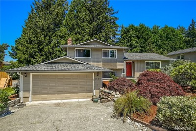 Lynnwood Single Family Home For Sale: 3809 170th St SW