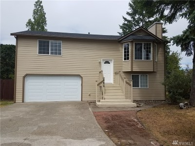 Shelton Single Family Home For Sale: 114 E Springfield Lp