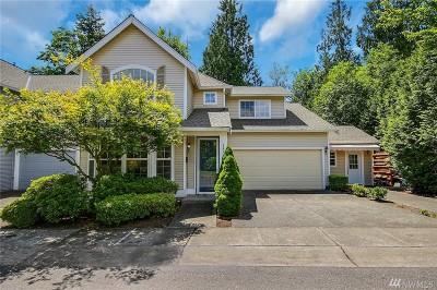 Single Family Home For Sale: 347 226th Lane NE #162