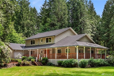 Duvall Single Family Home For Sale: 32925 NE 147th St
