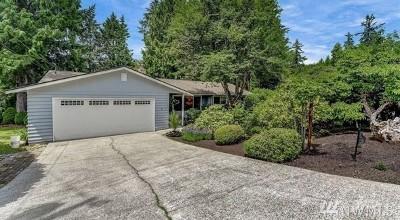 Kirkland Single Family Home For Sale: 12007 79th Ave NE
