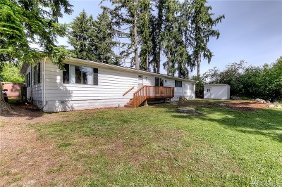 Lake Tapps WA Single Family Home For Sale: $265,000