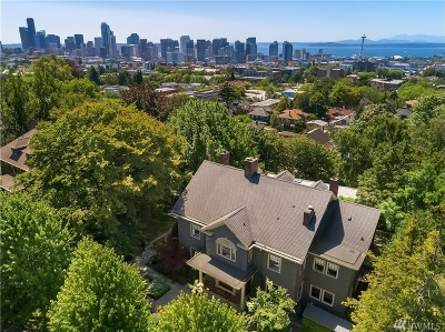 Seattle Single Family Home For Sale: 725 14th Ave E