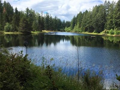 Grapeview Single Family Home For Sale: 270 E Emerald Lake Dr E