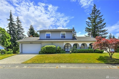 Federal Way Single Family Home For Sale: 3641 SW 318th St