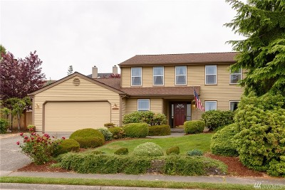 Lynnwood Single Family Home For Sale: 18603 70th Ave W
