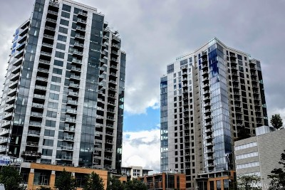 Bellevue Condo/Townhouse For Sale: 10650 NE 9th Place #1021