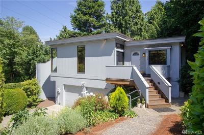 Bellevue Single Family Home For Sale: 2209 109th Ave NE