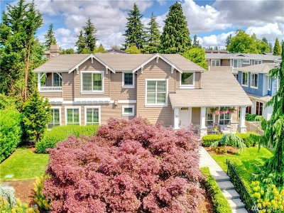 Kirkland Single Family Home For Sale: 130 11th Ave