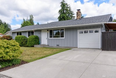 Kirkland Single Family Home For Sale: 14316 82nd Ave NE