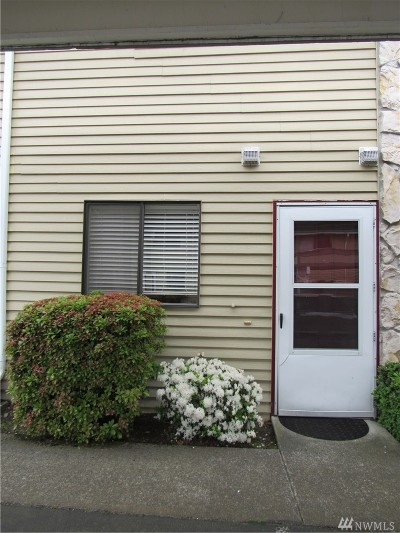 Federal Way Condo/Townhouse For Sale: 1040 S 320th St #33