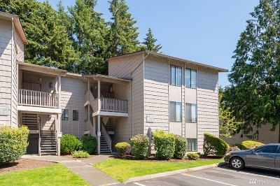 Federal Way Condo/Townhouse For Sale: 33020 17th Place S #B207