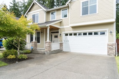 Lacey Single Family Home For Sale: 4419 Freemont St NE