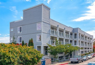 Seattle WA Condo/Townhouse For Sale: $469,900