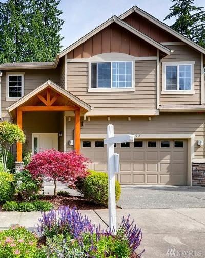 Redmond Single Family Home For Sale: 17110 NE 95th St #2