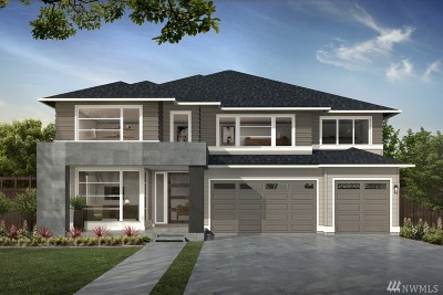 Monroe Single Family Home For Sale: 19170 132nd St SE