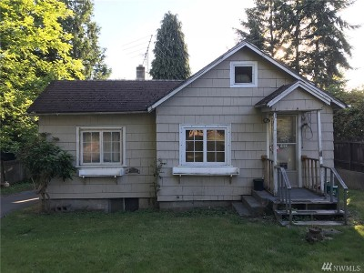 Seattle Single Family Home For Sale: 14023 37th Ave NE