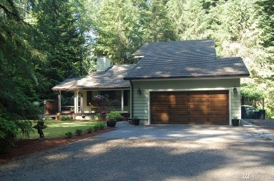 Olympia Single Family Home For Sale: 1925 Simmons Rd NW