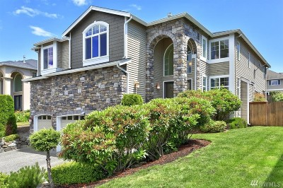 Mukilteo Single Family Home For Sale: 8761 46th Place W
