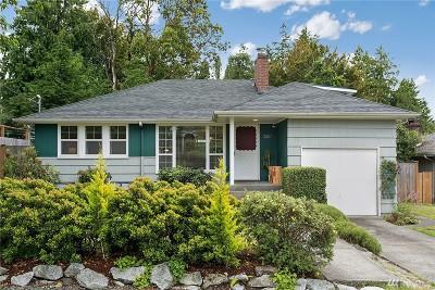 Seattle, Bellevue, Kenmore, Kirkland, Bothell Single Family Home For Sale: 3027 NE 92nd St