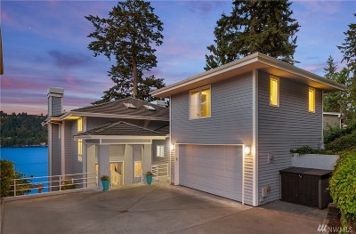 Redmond WA Single Family Home Sold: $2,995,000