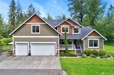 Snohomish Single Family Home For Sale: 13715 239th Place SE