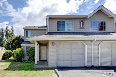 Federal Way Condo/Townhouse For Sale: 2100 336th Ave #L1
