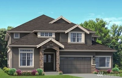 Kirkland Single Family Home For Sale: 13612 NE 133rd Place #Lot27
