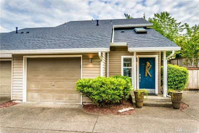 Fircrest Condo/Townhouse For Sale: 1444 Alameda