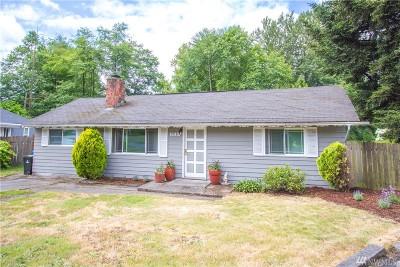 Shoreline Single Family Home For Sale: 15407 2nd Ave NE