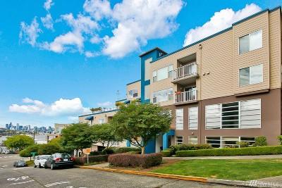 Seattle WA Condo/Townhouse For Sale: $599,950