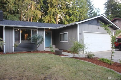 Puyallup Single Family Home For Sale: 12617 125th Av Ct E