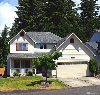 Bonney Lake Single Family Home For Sale: 21507 102nd St E