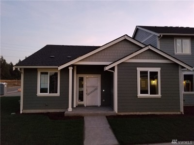 Puyallup Single Family Home For Sale: 8333 175th St Ct E #Lot36
